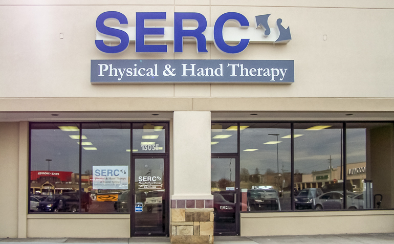 SERC Physical Therapy Bonner Springs, KS