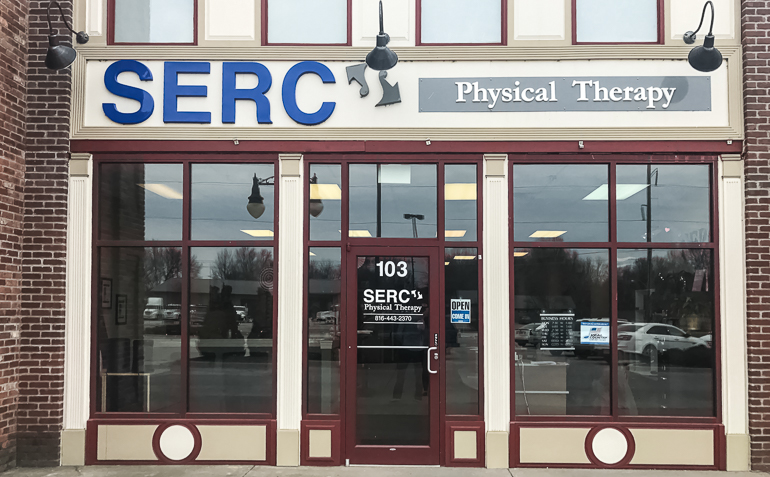 SERC Physical Therapy Grain Valley MO