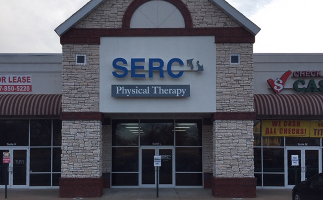 SERC Physical Therapy Webb City MO