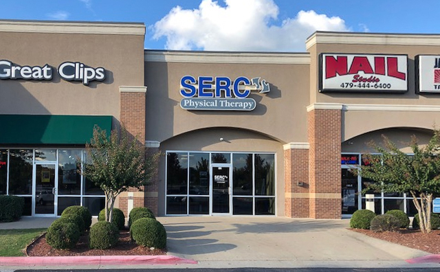 SERC Physical Therapy in Fayetteville, AR