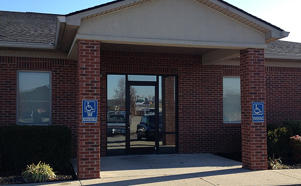 Richmond KY Drayer Physical Therapy Clinic Exterior