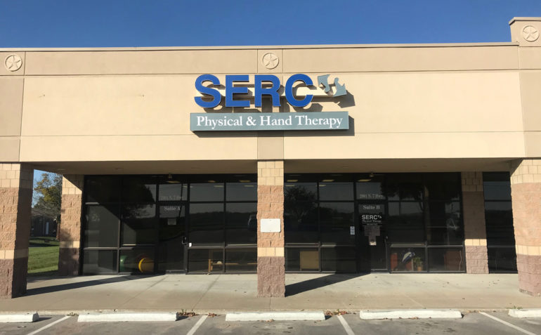 SERC Physical Therapy in Pleasant Hill, MO Clinic Exterior